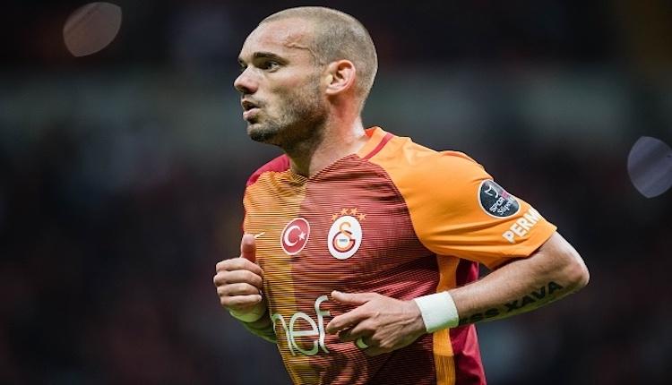 Galatasaray'da Sneijder'in kaderi Belhanda transferine bağlı