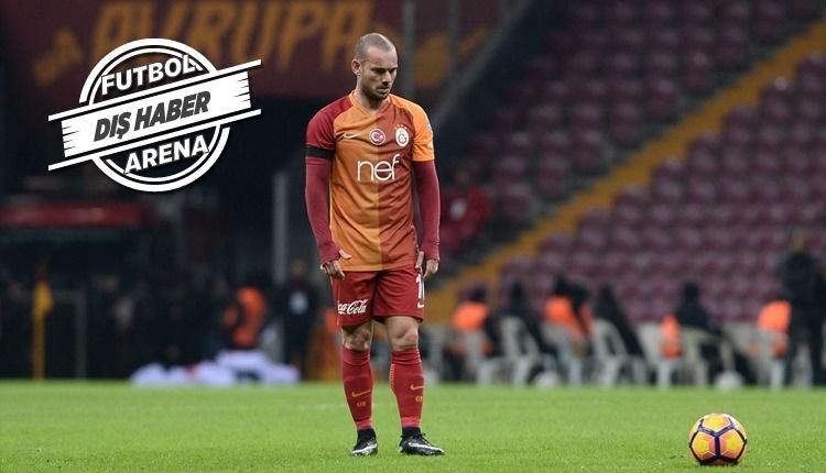 Galatasaray'da Wesley Sneijder, Zenit yolunda