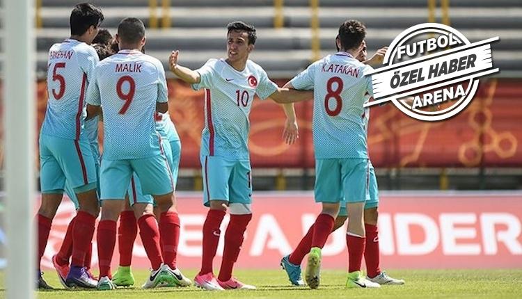 Galatasaray'dan 7 genç yeteneğe profesyonel sözleşme