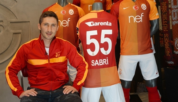 Galatasaray'dan ayrılan Sabri Sarıoğlu'dan transfer açıklaması