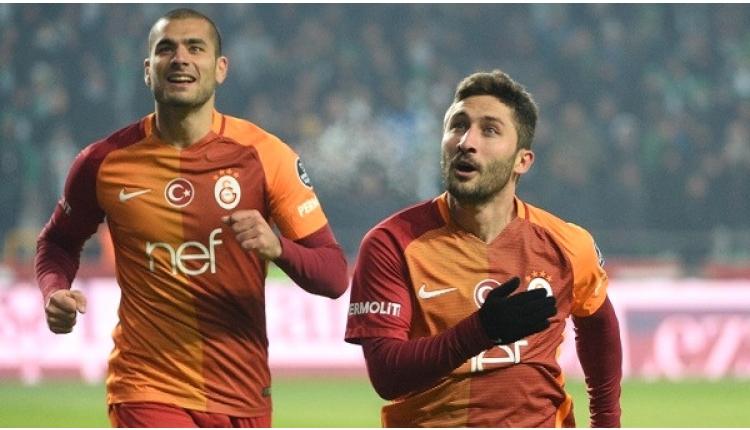 Galatasaray'dan Sabri Sarıoğlu için duygusal yazı