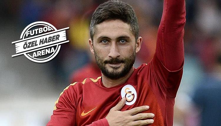 Galatasaray'dan Sabri Sarıoğlu kararı
