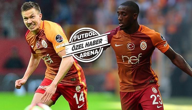 Galatasaray'dan transferde Linnes ve Carole kararı