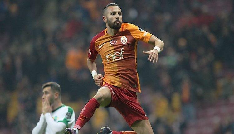 Galatasaray'dan Yasin Öztekin takımdan ayrılacak mı?