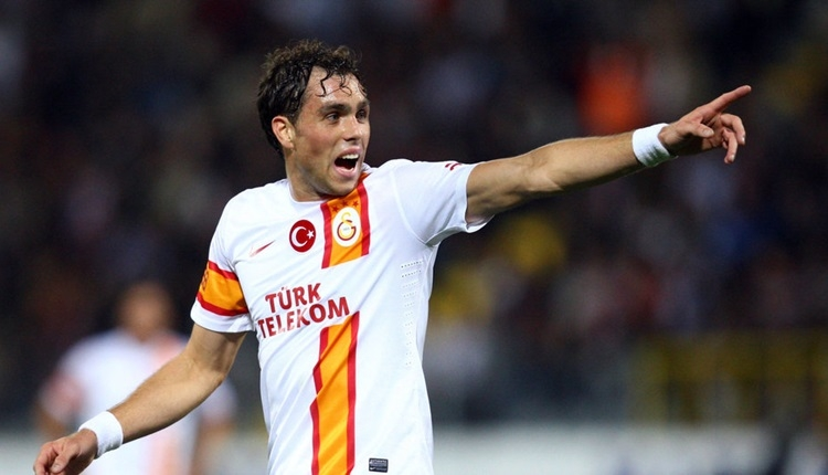 Galatasaray'ın eski yıldızı Elmander'in kararı