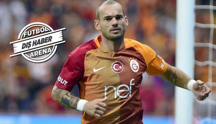 Galatasaraylı Sneijder, Los Angeles yolunda