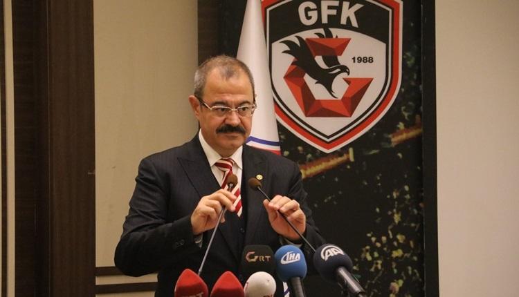 Gaziantep Büyükşehir Belediyespor'un yeni başkanı belli oldu