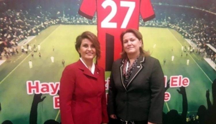 Gaziantep Futbol Kulübü'ne kadın eli değiyor