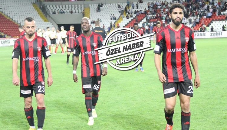 Gaziantepspor, Wallace Reis'in sözleşmesini feshetti