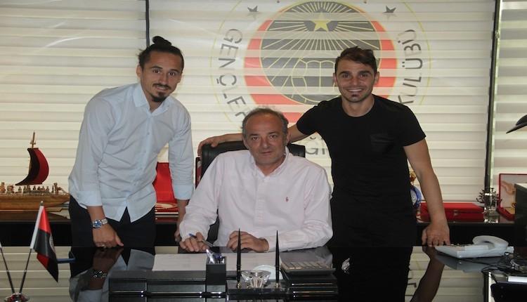 Gençlerbirliği, Serdar Özkan'ı renklerine bağladı