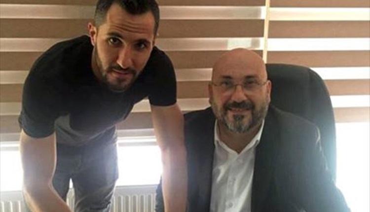 Giresunspor, Sinan Özkan'ı transfer etti