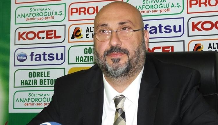 Giresunspor'da teknik direktör kim olacak?