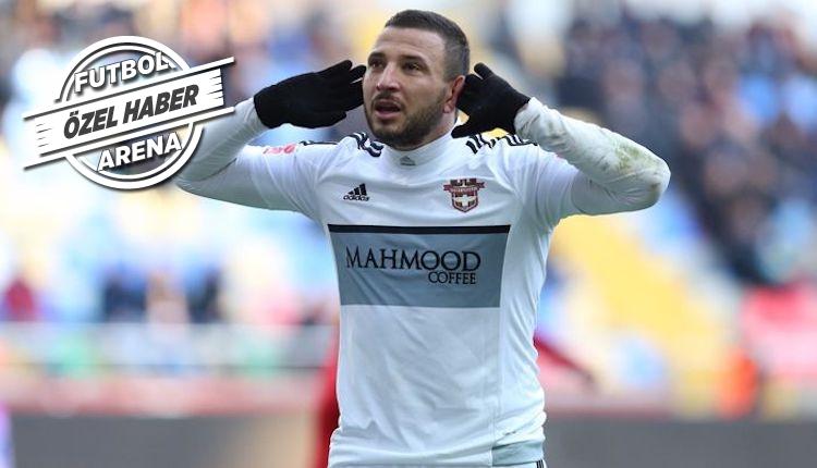 Göztepe, Gaziantepspor'un golcüsü Ghilas'a göz koydu