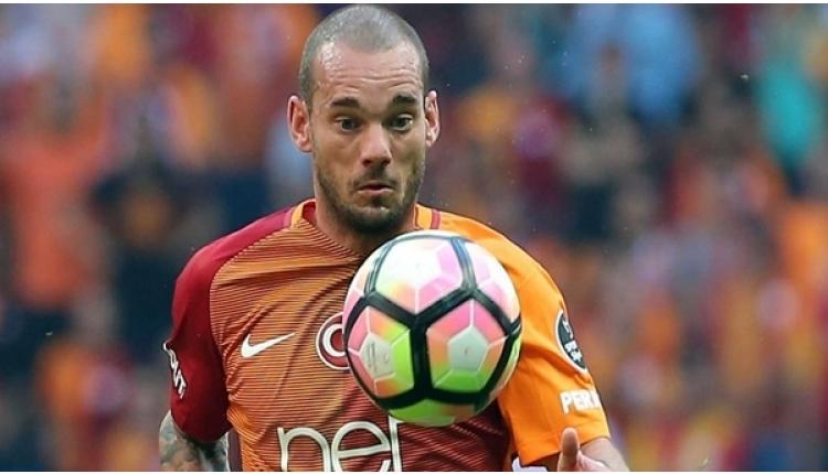 Galatasaray'da Igor Tudor'dan flaş Sneijder sözleri