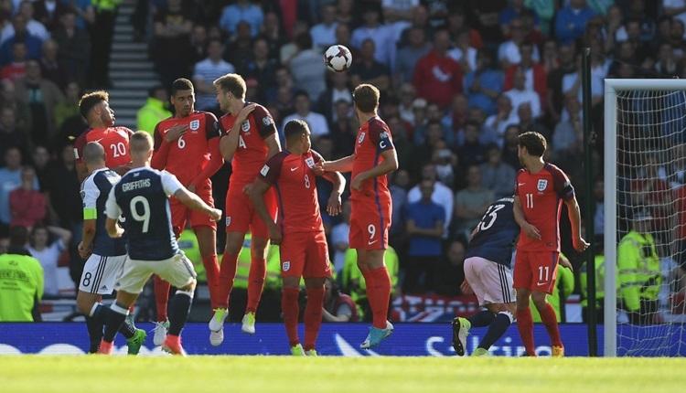 İskoçya 2-2 İngiltere maçı özeti ve golleri (İZLE)