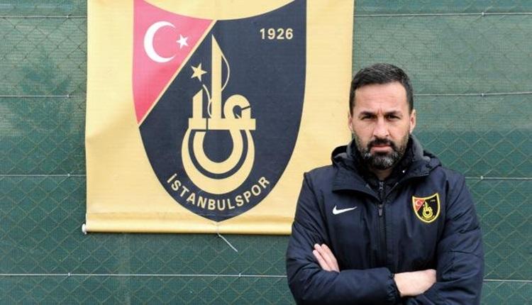 İstanbulspor teknik direktörü Yalçın Koşukavak ile yollar ayrıldı