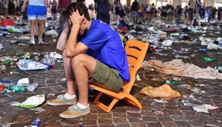 İtalya'daki Şampiyonlar Ligi izdihamında sıcak gelişme