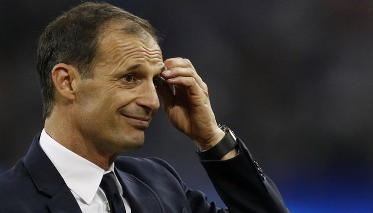 Juventus'un hocası Allegri resmen açıkladı! 'Ayrılmayı düşündüm'