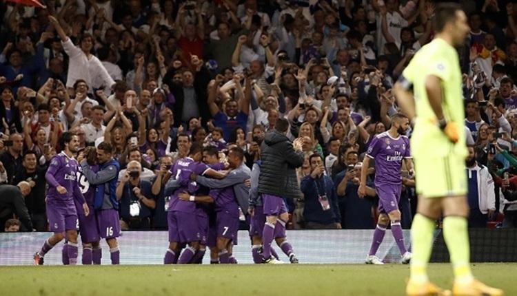 Juventus'un Şampiyonlar Ligi finali kabusu