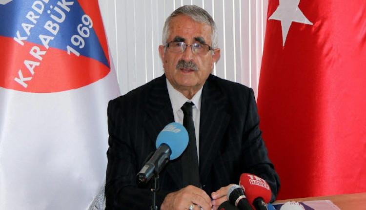Karabükspor Başkanı Ferudun Tankut, FutbolArena'ya konuştu