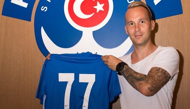 Kasımpaşa Markus Neumayr'ı transfer etti
