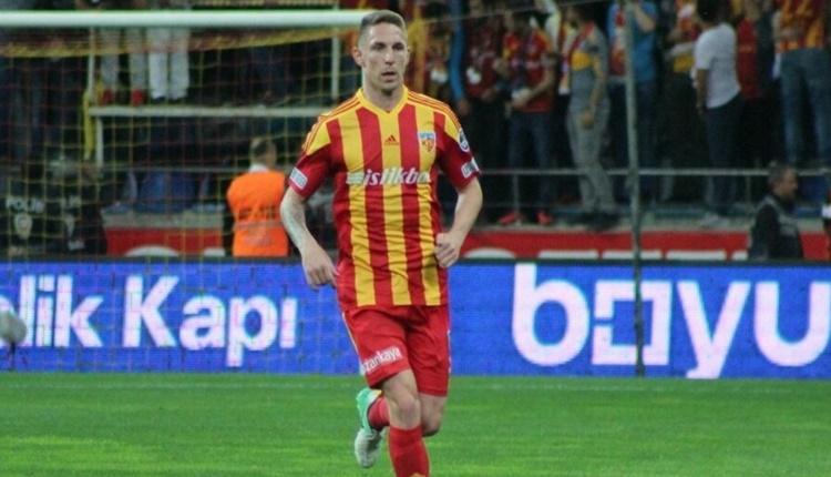 Kayserispor, Rajko Rotman'ı transfer etti