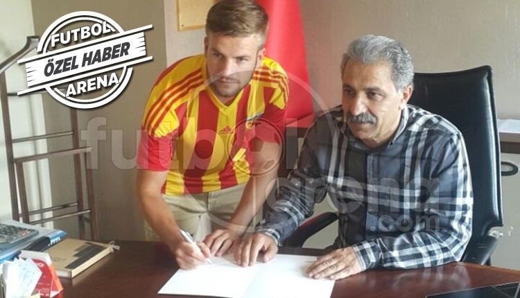Kayserispor'a Fransa'dan transfer