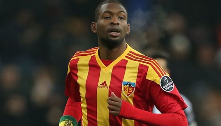 Kayserispor'da Samba Sow, Dinamo Zagreb'e transfer oluyor