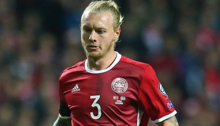 Kazakistan 1-3 Danimarka maç özeti ve golleri izle (Simon Kjaer)