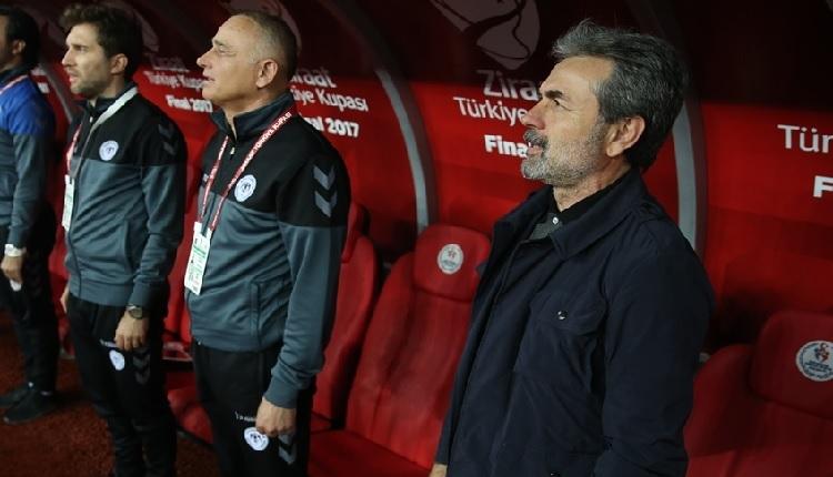 Konyaspor'da Aykut Kocaman ayrılıyor mu? Fenerbahçe açıklaması