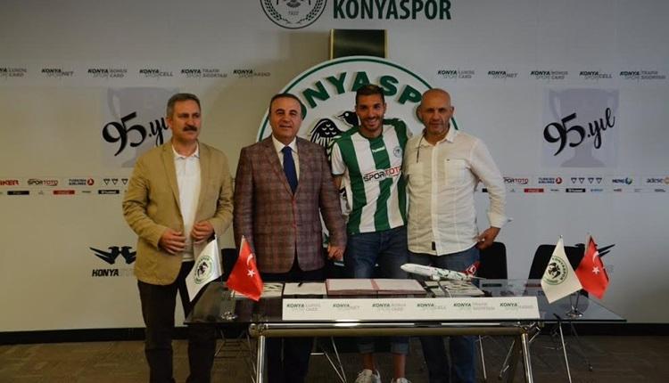 Konyaspor, Mehdi Bourabia ve Abdou Razack Traore'yi transfer etti
