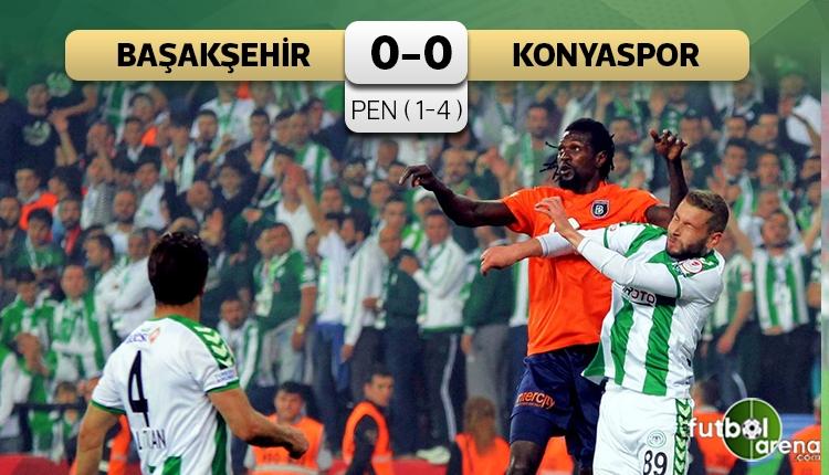 Konyaspor, Türkiye Kupası şampiyonu!