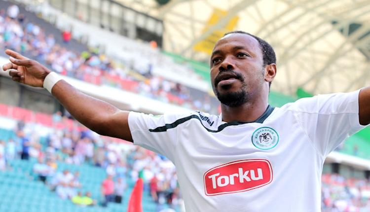Konyaspor'da Abdou Razack Traore geri dönüyor