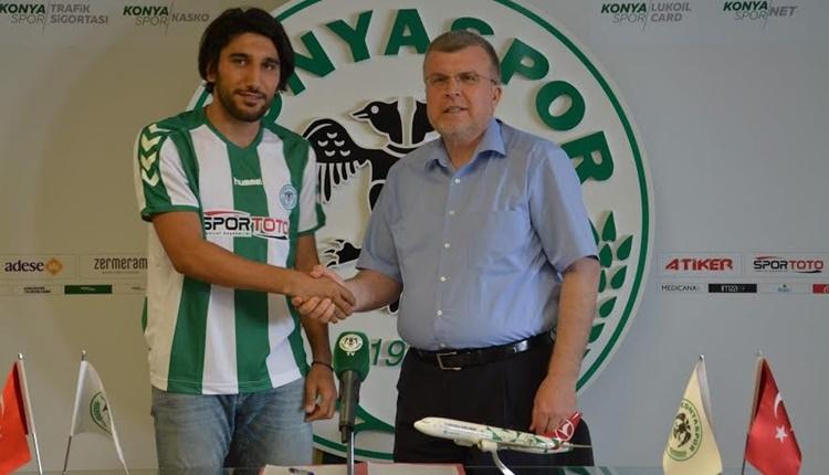 Konyaspor'da genç golcü transferi