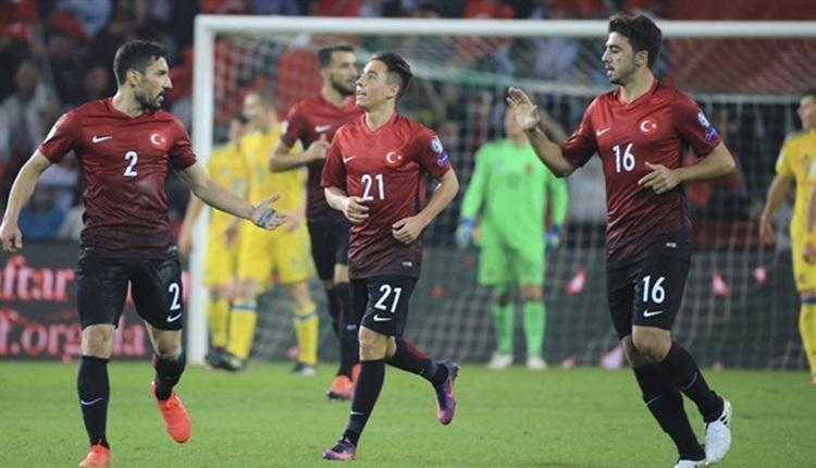 Kosova'da Türkiye maçı öncesi çifte heyecan