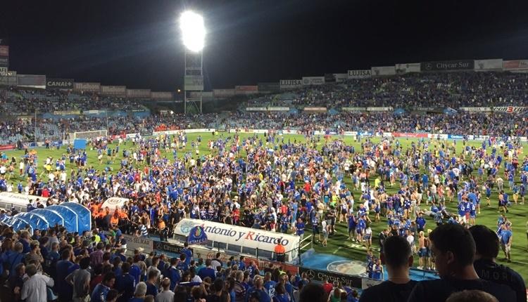 La Liga'ya yükselen son takım Getafe!