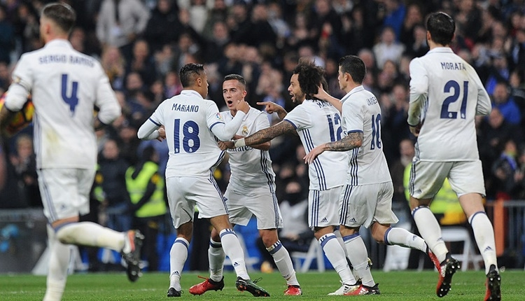 Lyon'un yeni golcüsünü Real Madrid'ten alıyor