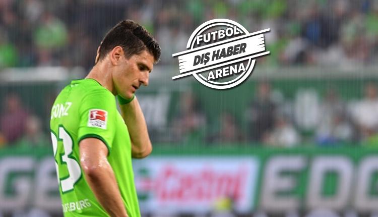 Mario Gomez transferi hakkında konuştu