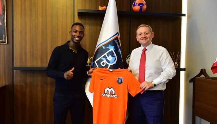 Medipol Başakşehir'de Eljero Elia transferini anlattı