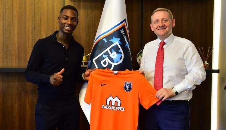 Medipol Başakşehir'in yeni transferi Elia'dan özel klip
