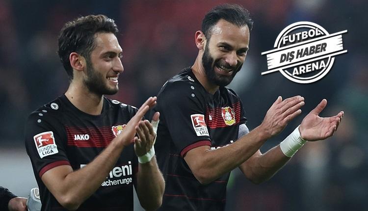 Milan'dan Hakan Çalhanoğlu transferi