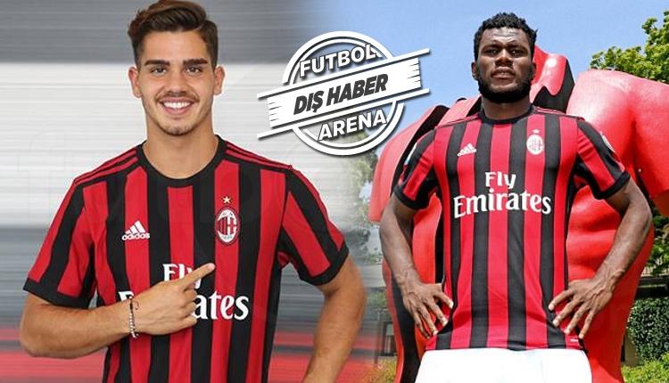 Milan'dan transfere dev yatırım! 100 milyon Euro harcadılar