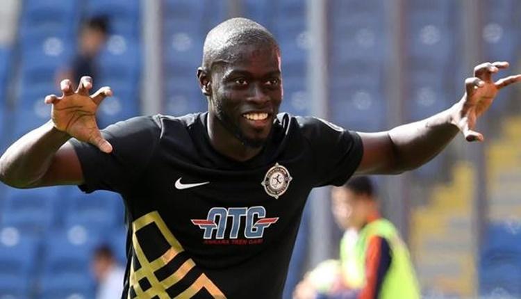 Osmanlıspor'da Badou Ndiaye'ye 10 milyon Euro'luk teklif!
