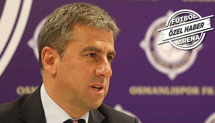Osmanlıspor'da Hamza Hamzaoğlu ile yollar ayrıldı! İşte ilk açıklama