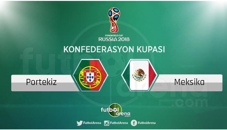 Portekiz - Meksika maçı saat kaçta, hangi kanalda?