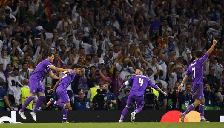 Real Madrid 4-1 Juventus maçı özeti ve golleri (İZLE)