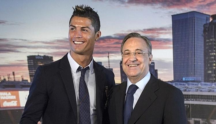Real Madrid Başkanı Perez: