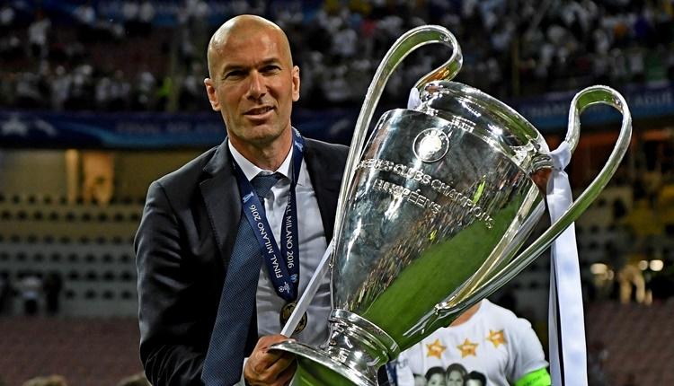 Real Madrid Zidane ile uzatmalarda kazanıyor