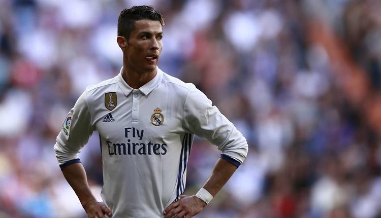 Real Madrid'den Cristiano Ronaldo'ya tam destek