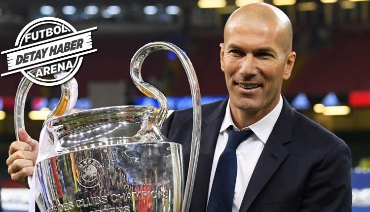 Real Madrid'te Zidane'ın inanılmaz başarısı! Rekorlar...